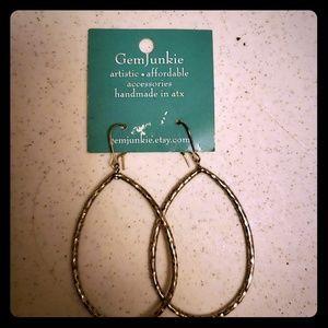 Jewelry - Gemjunkie Handmade Earrings NWT